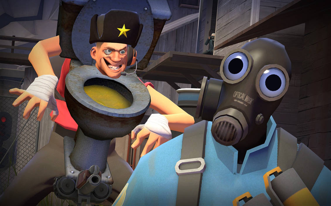 GMOD: In Soviet Russia props hunt you  by happy-heavy on DeviantArt