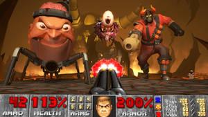 GMOD: Team Eternal Doom Fortress 2