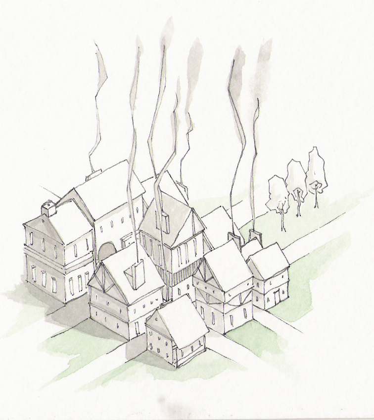 The Village - Rosenthal by rohwer