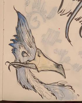 Jan. 28, 2021 - Bedtime Sketch