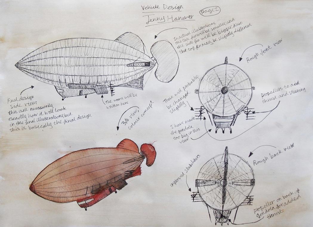 Jenny Haniver Design by manofallart