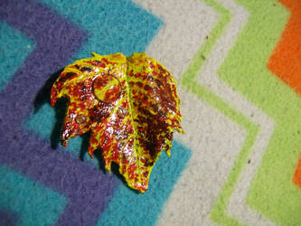 Leaf Brooches 02