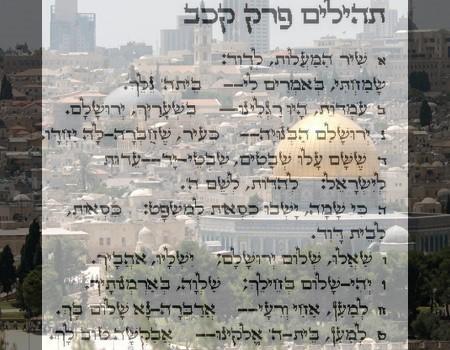 Jerusalem Prayer II by Judaism