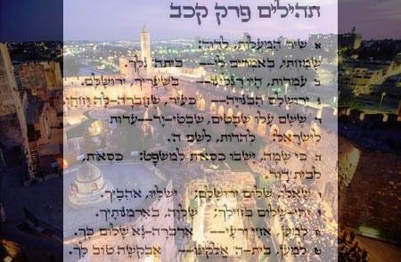 Jerusalem Prayer III by Judaism