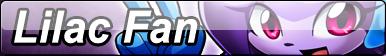 Lilac Fan Button by DJ-Lynx-Gio