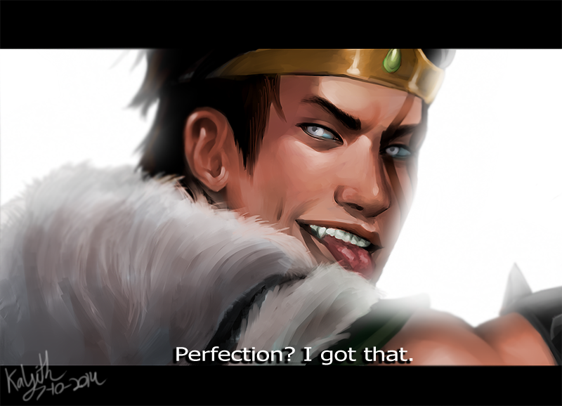 .[LoL] This is Where Draven Shines. by Kalyith