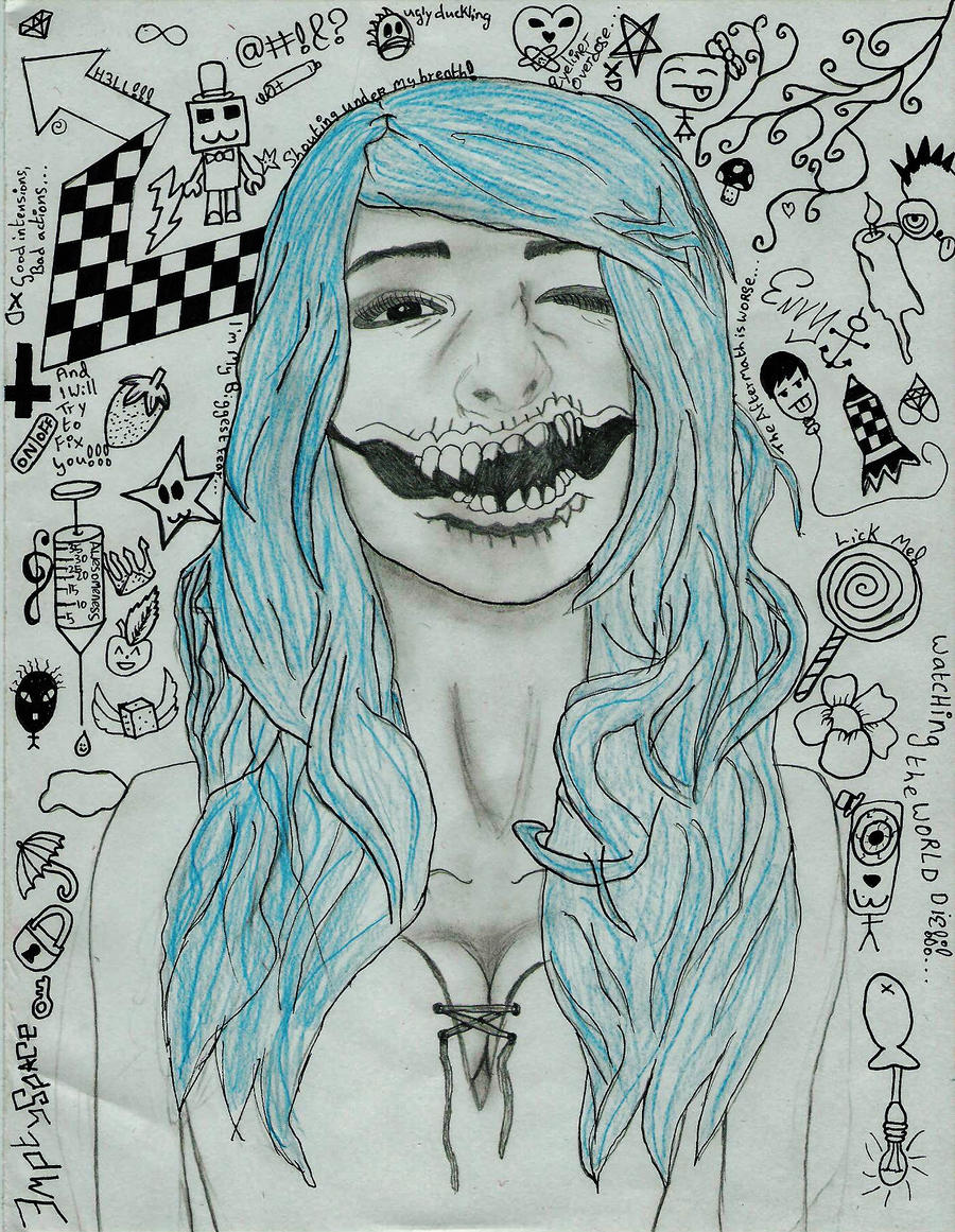 Imaginitive Overdose Revisited by DeborahStorm