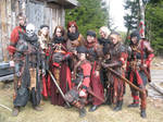 Larp - group picture