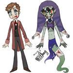 Revealed Spooky Gatchas: 2/?