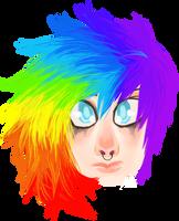 Drew headshot by lesbian-mermaid