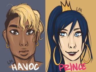 Havoc/Prince