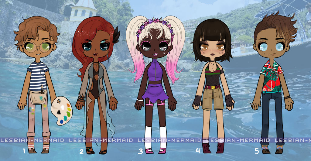 [OPEN] 150 point Summery Adopts!
