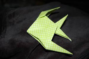 angelfish origami