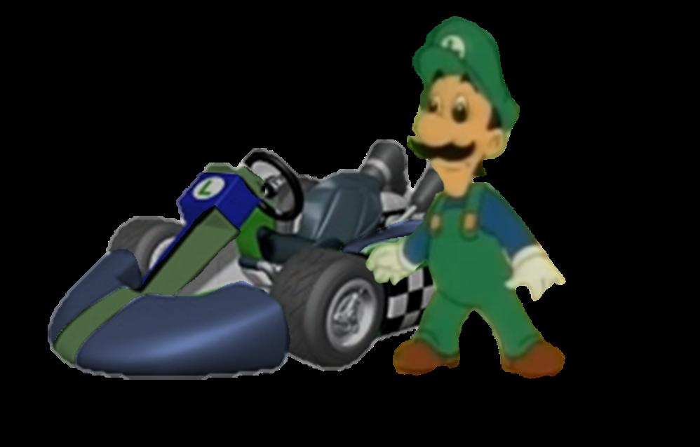Mama Luigi Mario Kart Wii By Fnatirfanmario