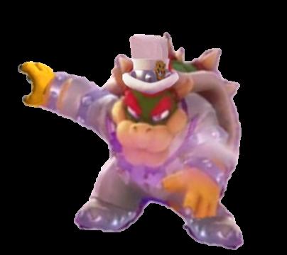 Super Mario Odyssey Bowser Full Body By Fnatirfanmario On Deviantart