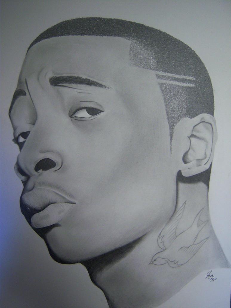 Wiz Khalifa 2 by smeajul on DeviantArt