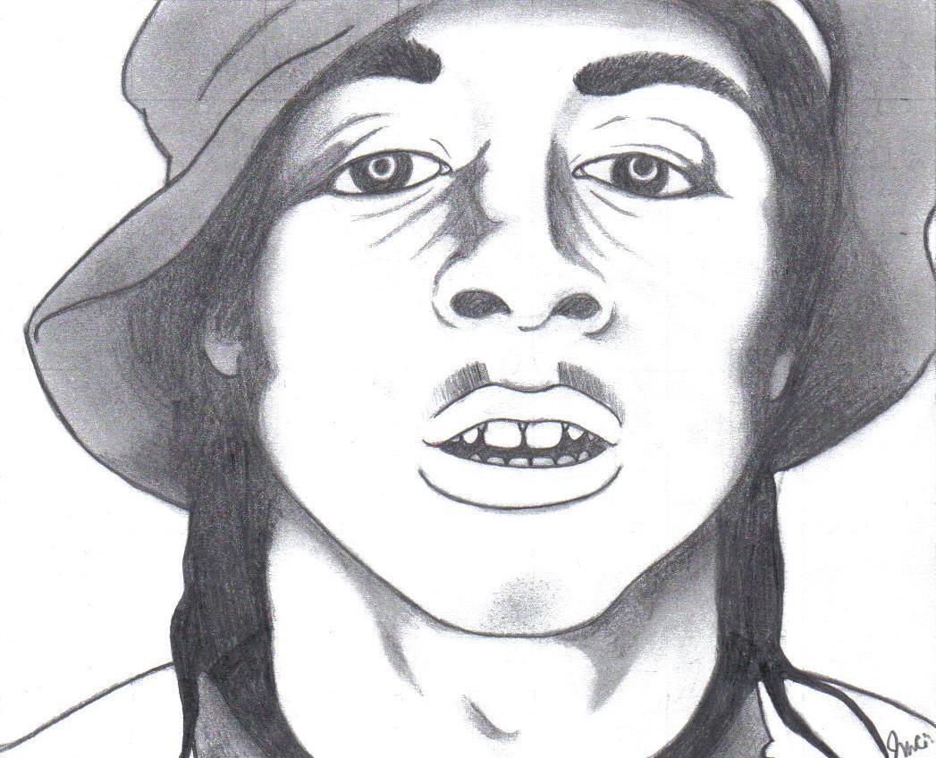 Pencil Drawings Of Lil Wayne Lil Wayne by smeajul o...