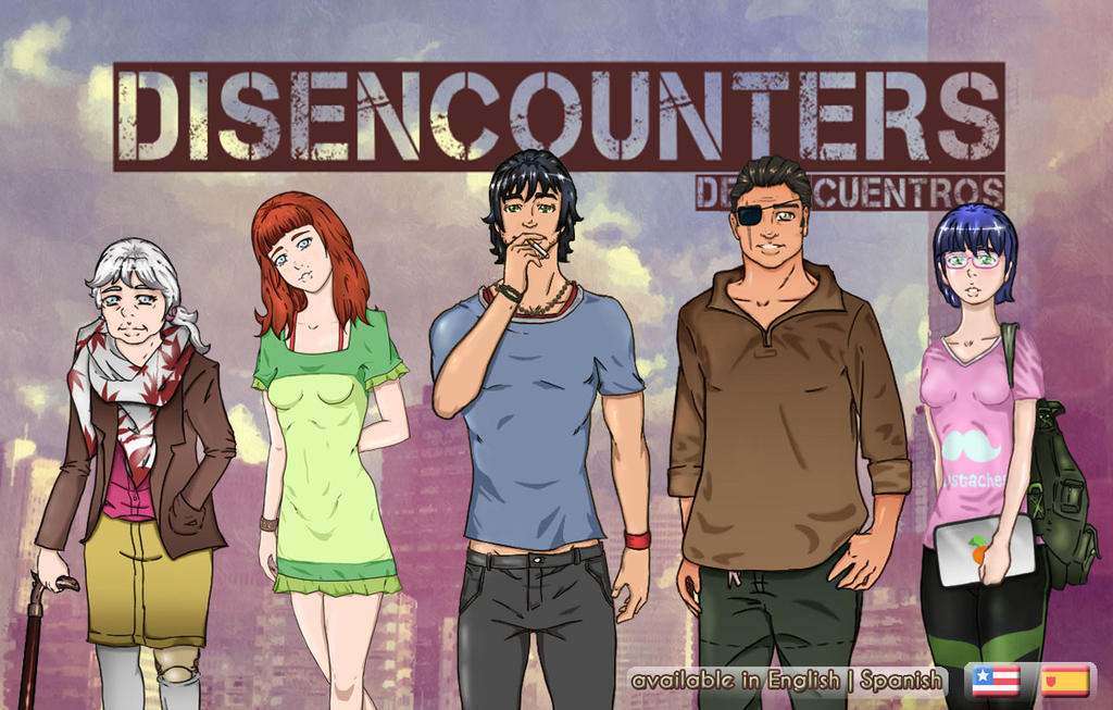 Disencounters Digital Banner by Charliesan