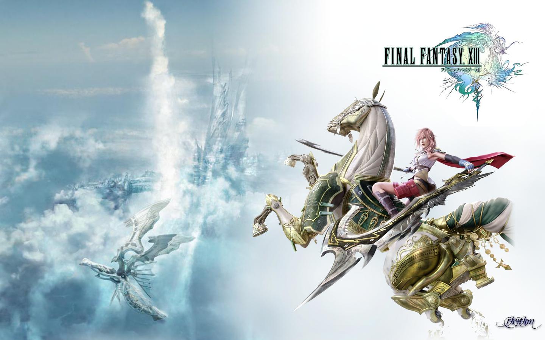 Final Fantasy XIII wallpaper by RhythmYun on DeviantArt Final Fantasy 13 Wallpaper