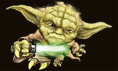 SD-YODA by HUMPHREYSIR