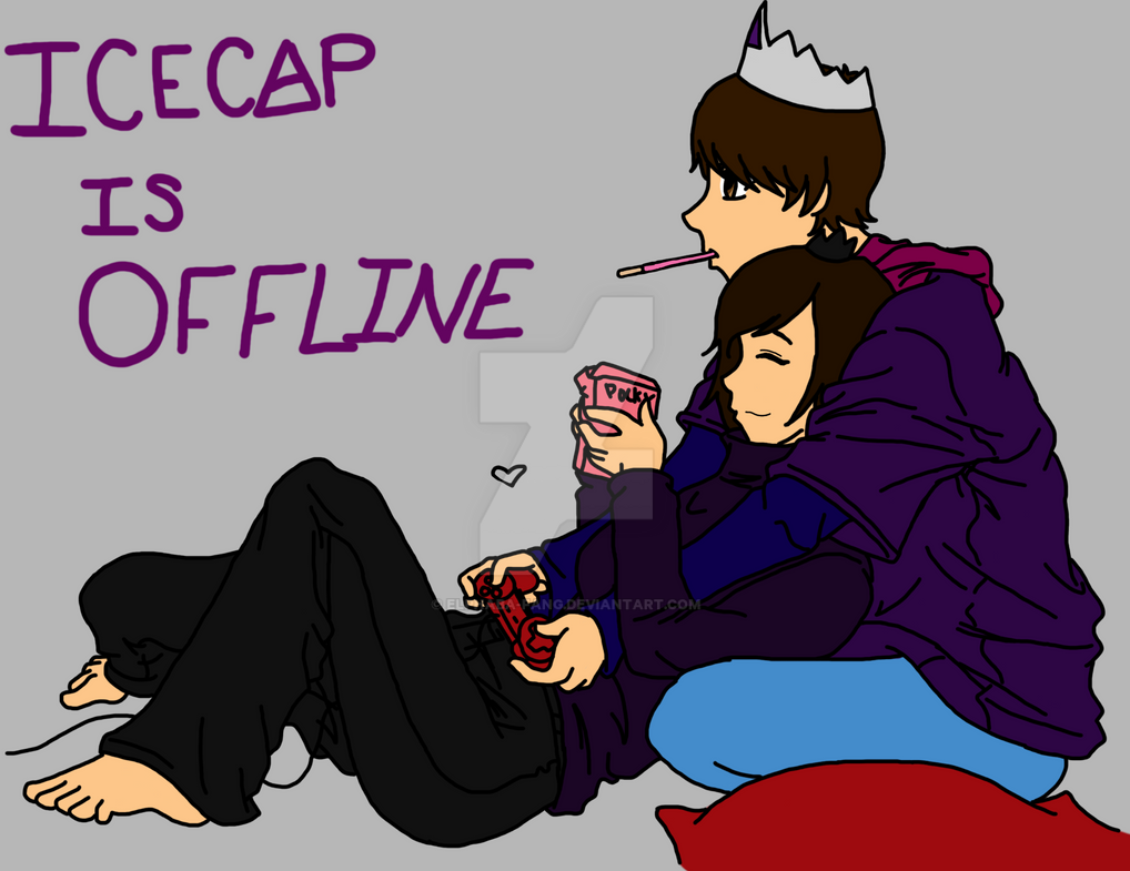 Icecap is Offline by Elphaba-Fang