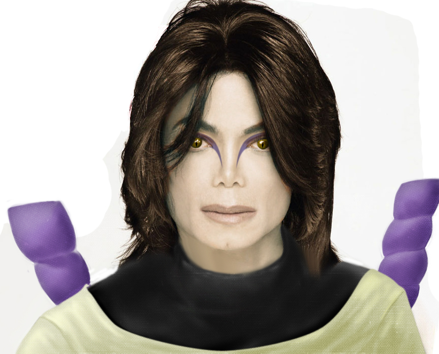 orochimaru is Michael Jackson