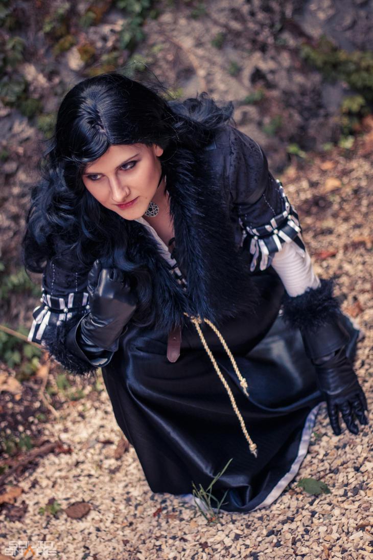 Yennefer of Vengerberg cosplay 2 by Oderian-Silverarrow