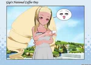 Gigi's National Coffee Day
