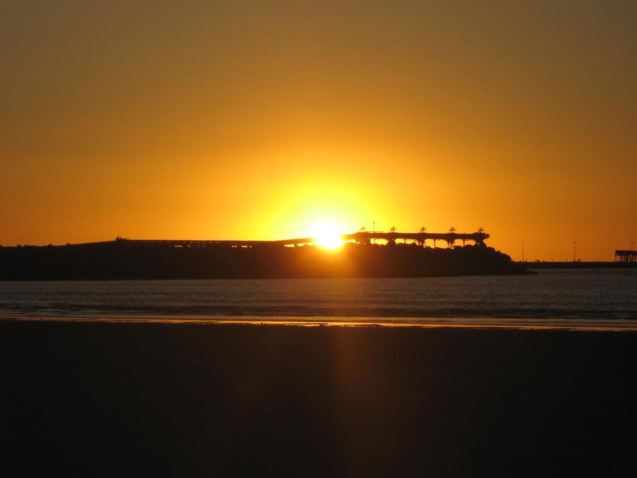 Wallaroo Sunset by canadiankazz