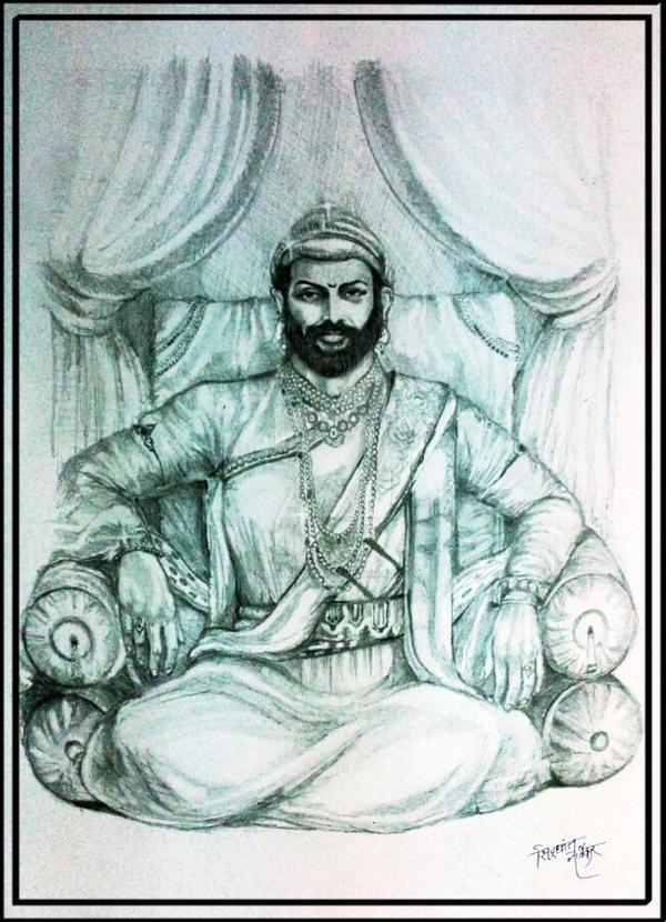 Chattrapati shivaji maharaj 1627 1680 by siddhant0391