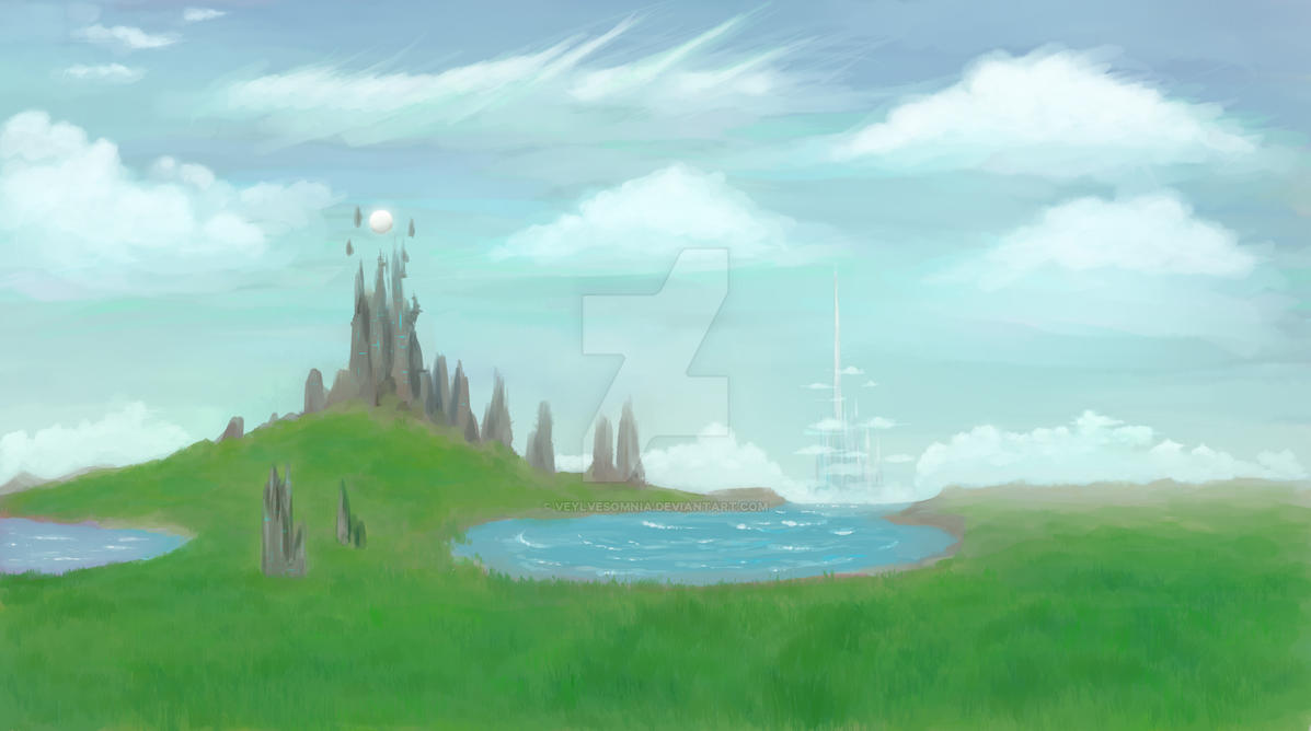 Ruins by Veylve