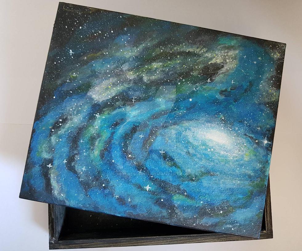 galaxy box by Veylve