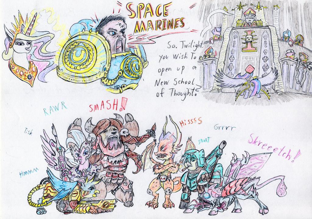 Twilights war academy by Grimmyweirdy