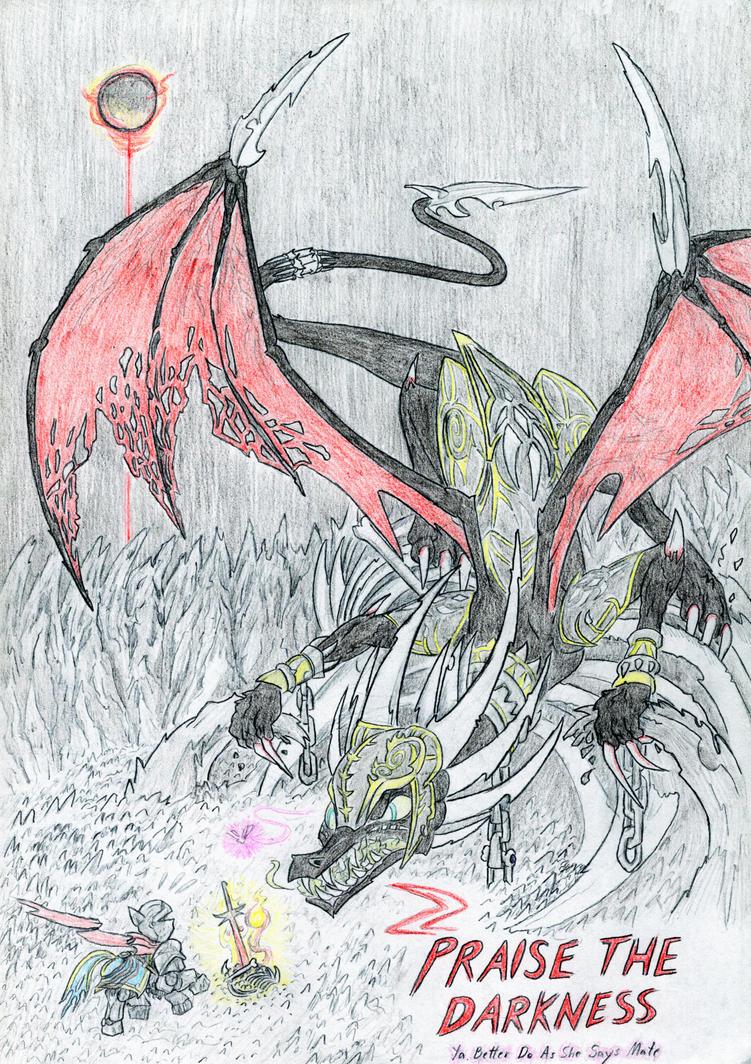 Lord of Cynder by Grimmyweirdy
