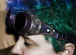 Steampunk Goggles Celtic Rnd