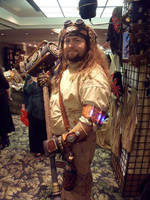 Steampunk Thor at WSE by ThePromethean