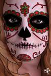 Sugar Skull by eyeofrae