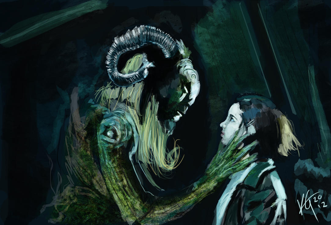 Pans labyrinth by kxg witcher on deviantart - Fresh pan s labyrinth wallpaper ...