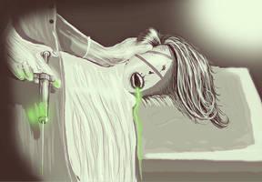 Herbert West - Re animator - HP Lovecraft by KxG-WitcheR