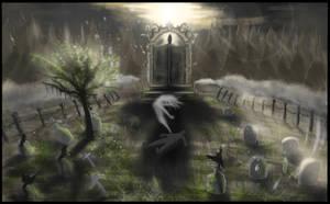 The Raven - Edgar Allan Poe by KxG-WitcheR