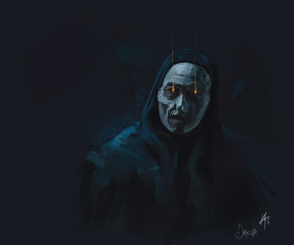 Dracula Study by KxG-WitcheR