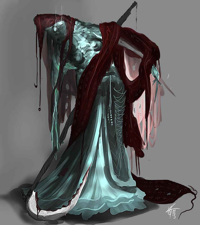 Brood Witch by KxG-WitcheR