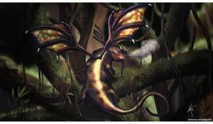 ElderDragon Skaarf- Vainglory [Fanart]