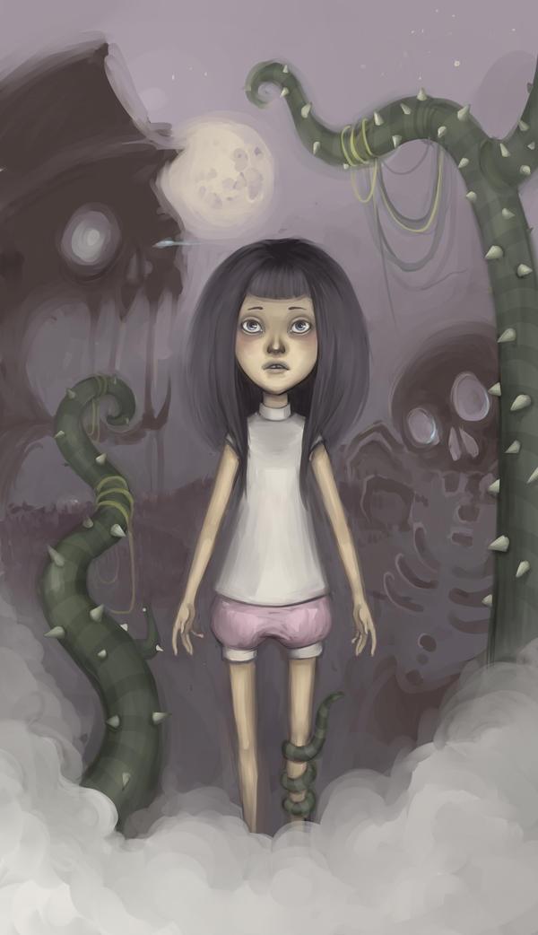 Nigtmare vol.2 by your-despair