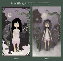 Nightmare - Draw This Again Challenge