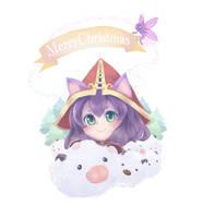 Lulu 'n POROOOOO by Cherry-pecan