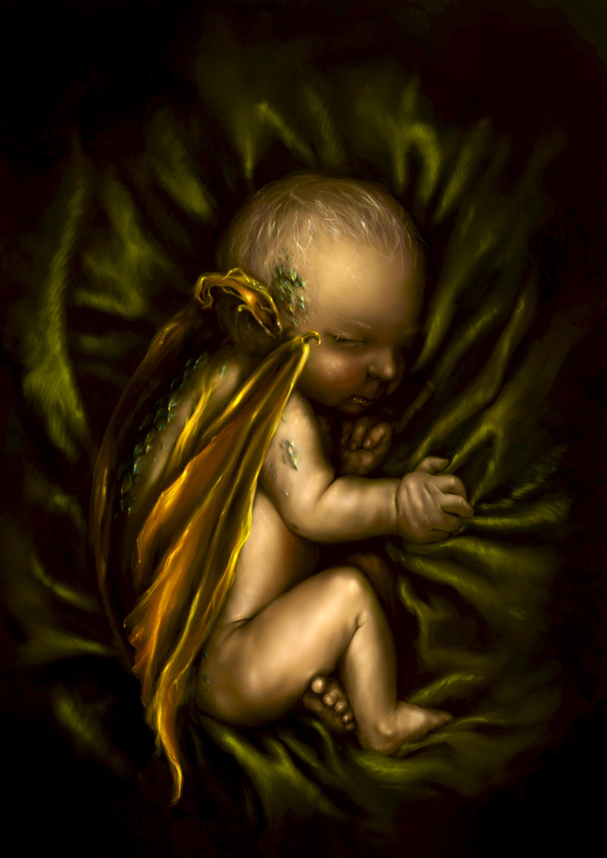 Rhaego Targaryen by Morgainelefee