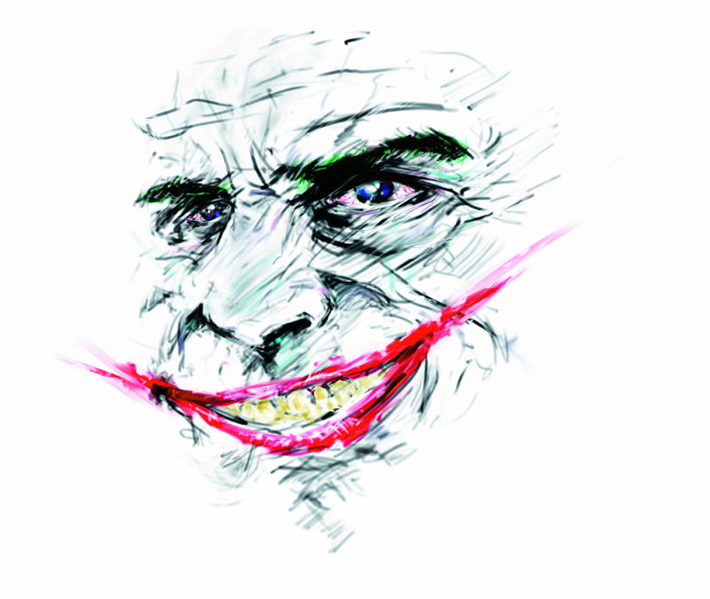 Joker by thisismyboomstick