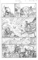 Batman Vs Predator P2 by thisismyboomstick