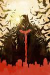 Batman Cover Color V1